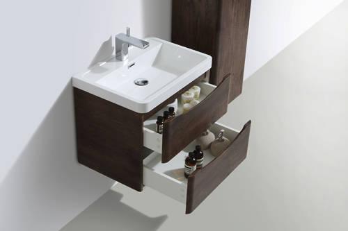 Additional image for Bali Bathroom Furniture Pack 07 (Chestnut).