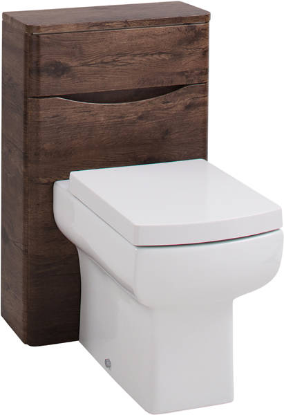 Additional image for Bali Bathroom Furniture Pack 12 (Chestnut).