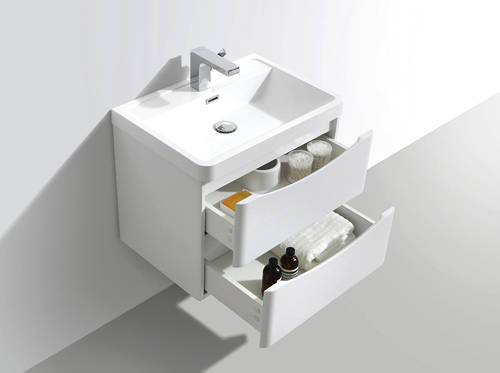 Additional image for Bali Bathroom Furniture Pack 07 (Gloss White).