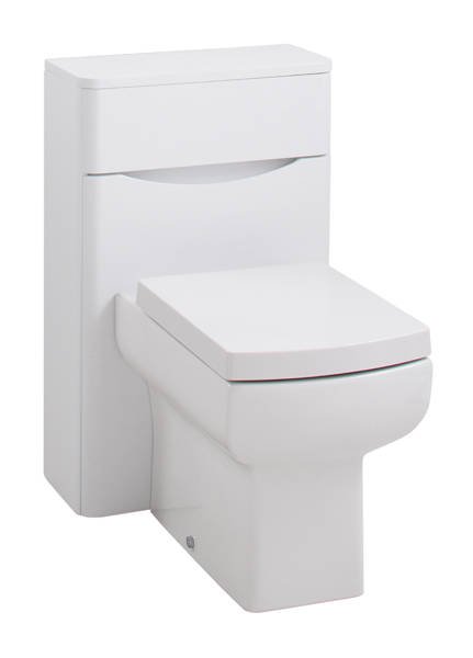 Additional image for Bali Bathroom Furniture Pack 10 (Gloss White).