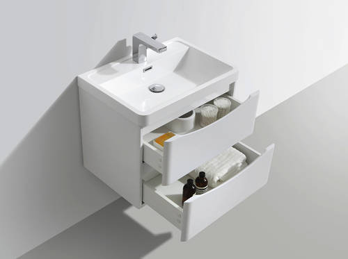 Additional image for Bali Bathroom Furniture Pack 03 (White Ash).