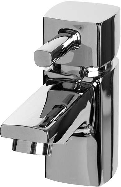 Additional image for Mini Mono Basin Mixer Tap (Chrome).
