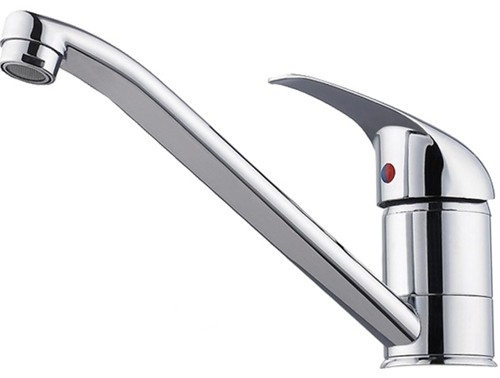 Kitchen Tap With Swivel Spout And Single Lever Handle Hydra Hi