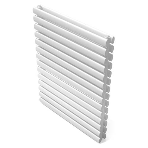 Additional image for Celsius Double Panel Radiator 633x826mm (White).