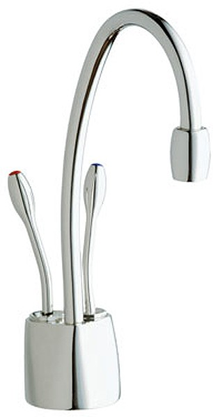 Additional image for Steaming Hot & Cold Filtered Kitchen Tap (Chrome).