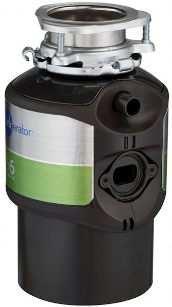 Additional image for Model 66 Continuous Feed Waste Disposal Unit & Air Switch.