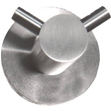 Additional image for Double Robe Hook (Stainless Steel).