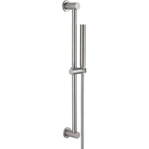 Additional image for Shower Slide Rail Kit (Stainless Steel).