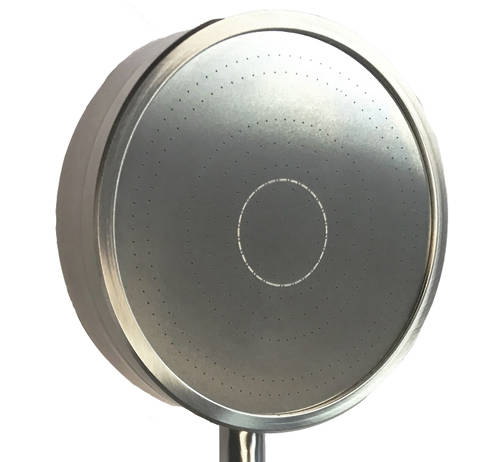 Additional image for Shower Handset (Stainless Steel).