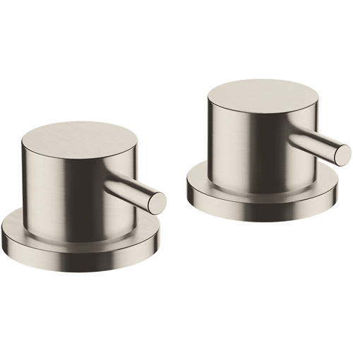 Additional image for Deck Mounted Panel Valves (Stainless Steel).