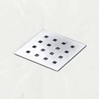 Additional image for Quadrant Shower Tray & Chrome Waste 900mm (White).