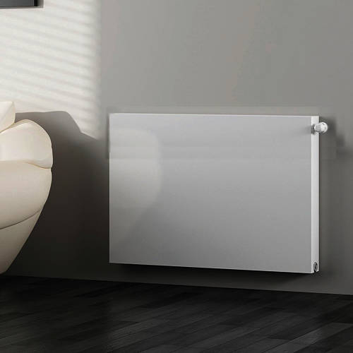 Additional image for Kompact Horizontal Radiator 2000x600mm (SC, White).