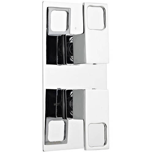 Additional image for Concealed Thermostatic Shower Valve (1 Outlet).