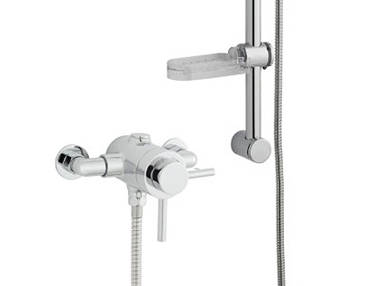 Additional image for Exposed Thermostatic Shower Valve (1 Outlet).