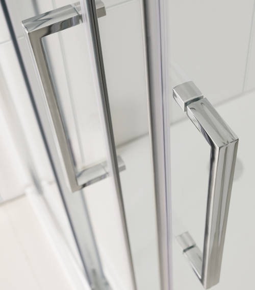 Additional image for Malmo Offset Corner Shower Enclosure (700x1000x2000)