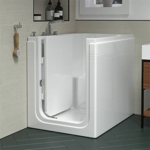 Additional image for Maestro Small Walk In Bath With Door Entry (900x650).