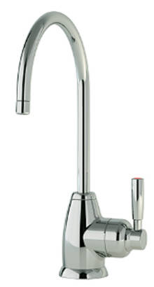 Additional image for Mini Boiling Water Kitchen Tap (Pewter).