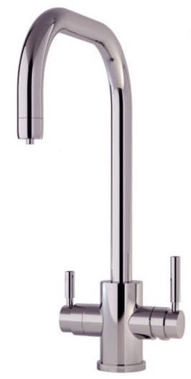 Additional image for Boiling Water Kitchen Tap (Pewter, U Spout).