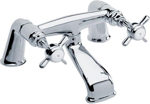 Additional image for Bath Filler Tap (Chrome).