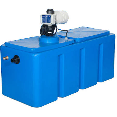 Additional image for Coffin Tank With Fixed Speed Pump (200L Tank).