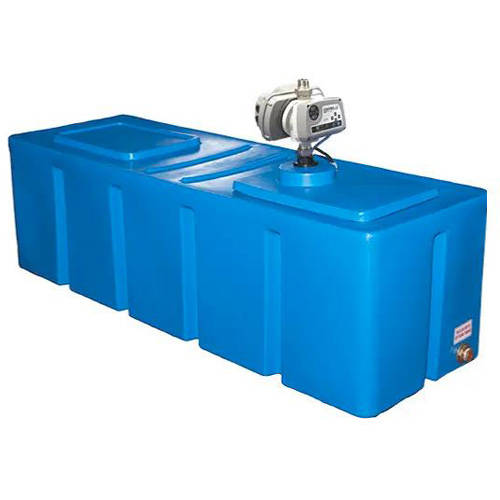 Additional image for Coffin Tank With Variable Speed Pump (270L Tank).