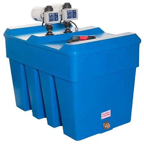 Additional image for Rectangular Tank With Variable Speed TWIN Pumps (500L Tank).