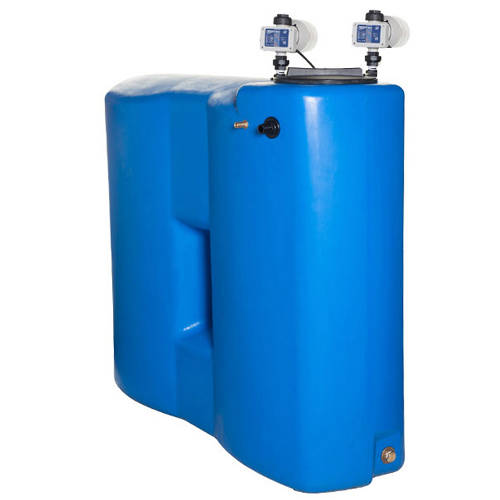 Additional image for Utility Tank With Variable Speed TWIN Pumps (1000L Tank).