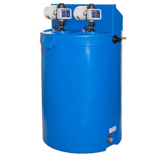 Additional image for Utility Tank With Variable Speed TWIN Pumps (500L Tank).