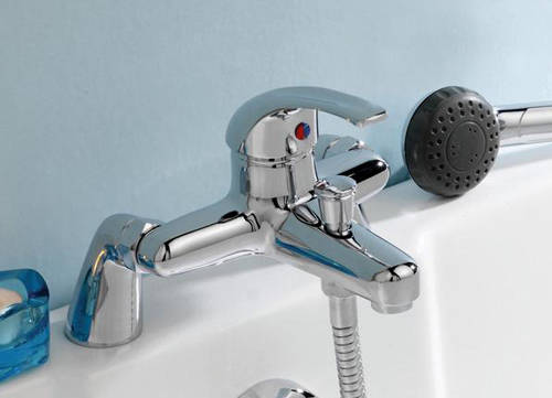 Additional image for Bath shower mixer including kit