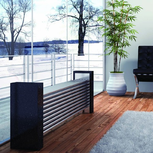 Additional image for Marinox Radiator With 50 Tubes (Stainless Steel). 500x1600.