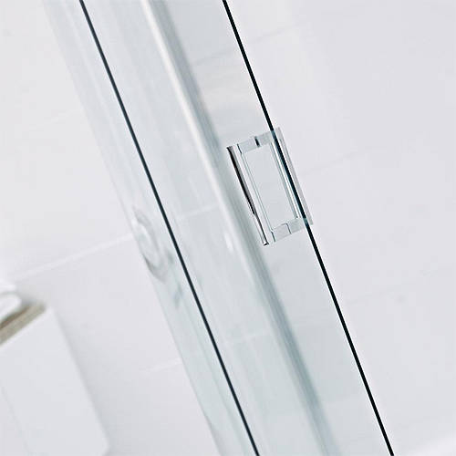 Additional image for Shower Enclosure With Pivot Door (800x760mm).
