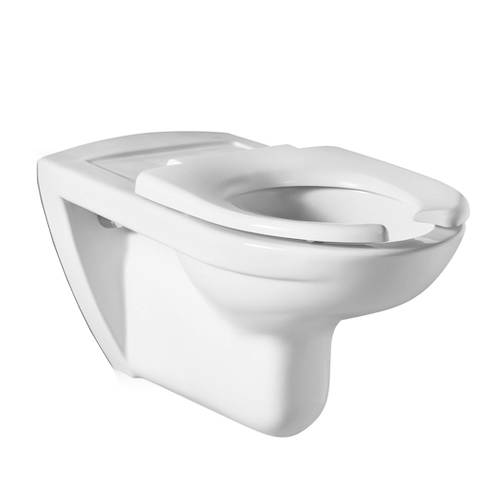 Additional image for Access Wall Hung Toilet Pan & Seat.