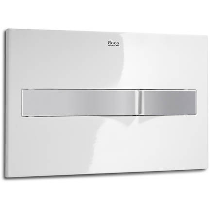 Additional image for In-Wall DUPLO Compact Tank & PL2 Dual Flush Panel (Combi).