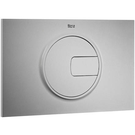 Additional image for Basin & WC Frame With PL4 Dual Flush Panel (Grey).