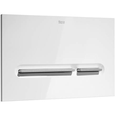 Additional image for Basin & WC Frame With PL5 Dual Flush Panel (Combi).