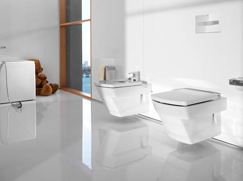 Additional image for In-Wall DUPLO Bidet Frame For Wall Hung Bidets.