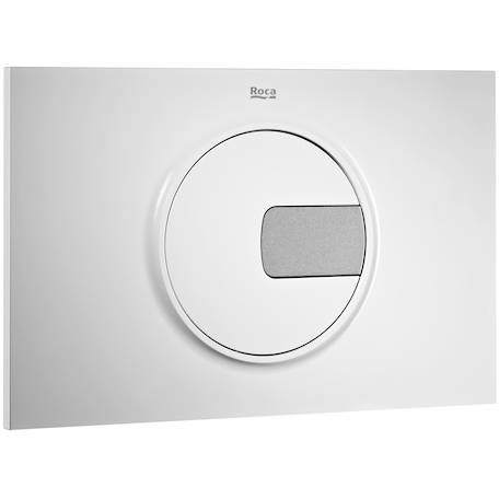 Additional image for DUPLO LH Wall Hung Frame & PL4 Dual Flush Panel (Combi).