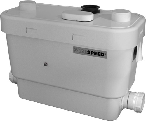 Additional image for Sanispeed Light Commercial Greywater Pump.