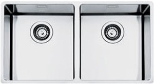 Additional image for Mira 2.0 Bowl Undermount Kitchen Sink 802x400mm (S Steel).