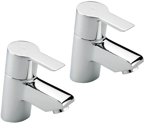 Additional image for Basin Taps (Chrome).