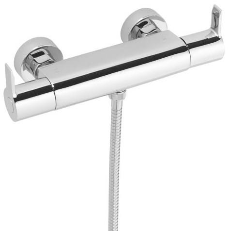 Additional image for Thermostatic Bar Shower Valve With Slide Rail Kit.