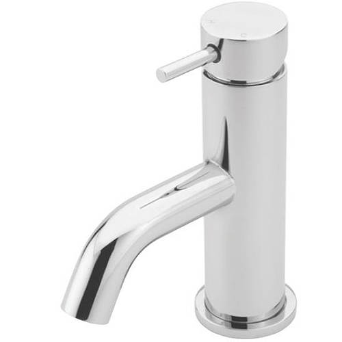 Additional image for Mini Basin Mixer Tap With Click Clack Waste (Chrome).