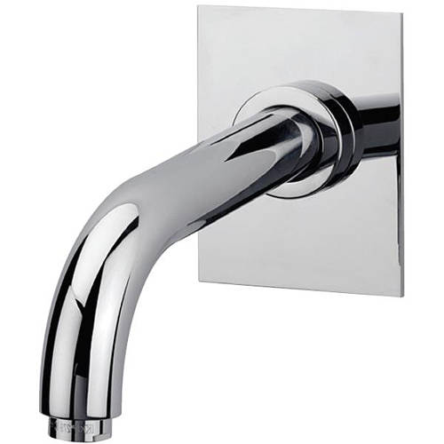 Additional image for Wall Mounted Bath Spout (Chrome).