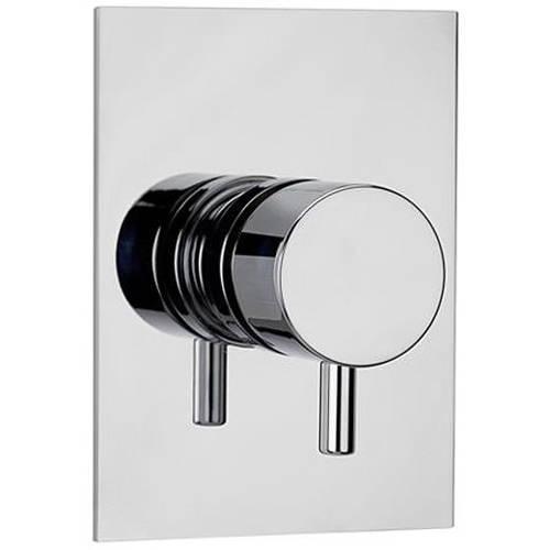 Additional image for 2 Way Shower Diverter (Chrome).