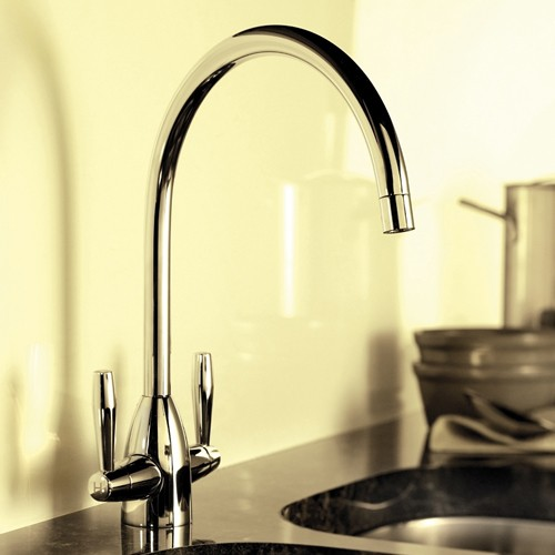 Additional image for Enzo Kitchen Tap (Chrome).