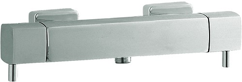 Additional image for Thermostatic Bar Shower Valve & Sheer Slide Rail Set.