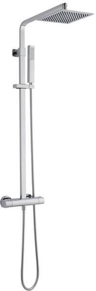 Additional image for Thermostatic Bar Valve & Rigid Riser Kit.