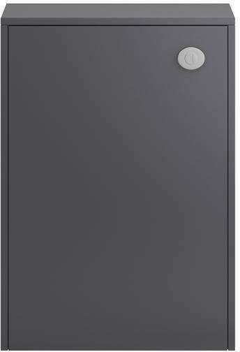 Additional image for Vanity Unit 600mm, Basin & WC Unit 600mm (Grey).