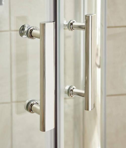 Additional image for Pivot Shower Door (760mm).