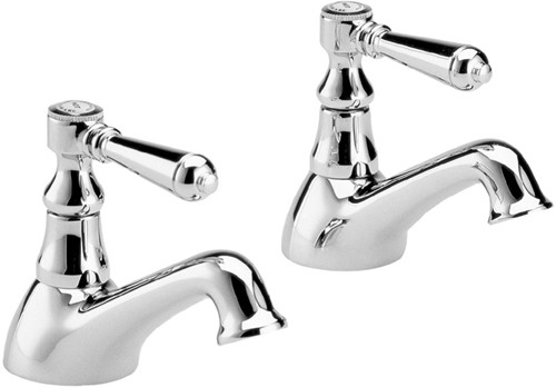 Additional image for Lever basin taps (pair)